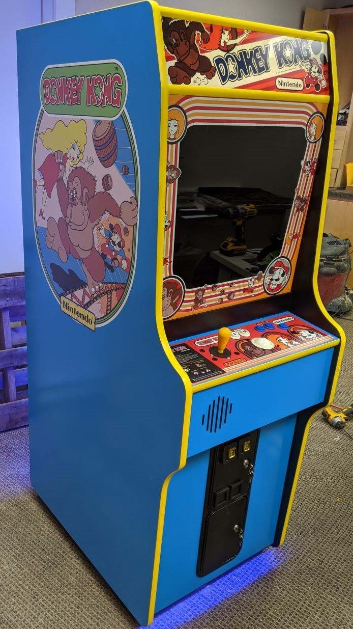 Donkey Kong Classic Edition Brand New In Stock Land Of Oz Arcades