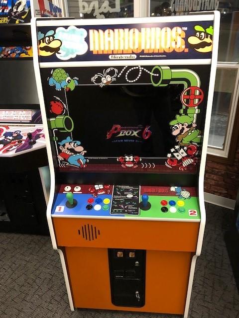 Mario Bros Brand New Full Size Arcade In Stock Hot Item
