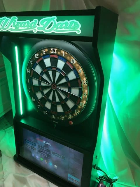 Wizard Wall Mount Dart Cabinet Quot Legacy Series Quot Ultimate